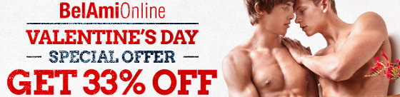 BelAmi BelAmi is 33% OFF plus we are adding access to free Valentine's Live Chat which starts! BelAmi Valentine's from producer of the best gay porn site ever - BelAmiOnline!